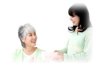 母の日や敬老の日の贈り物に家事代行